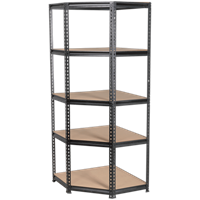 Sealey 5 Shelf Corner Racking Unit