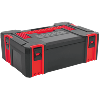 Sealey AP8150 ABS Click and Stackable Power Tool Case Medium
