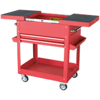 Sealey AP920M Mobile Tool & Parts Trolley Red