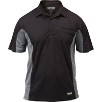 Apache Mens Dry Max Polo Shirt