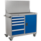 Sealey Premier Industrial Mobile Workstation 5 Drawer