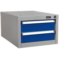 Sealey 2 Drawer Unit for API Workbenches