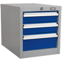 Sealey 3 Drawer Unit for API Workbenches
