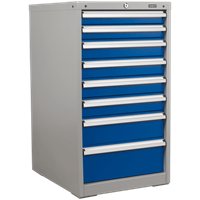 Sealey Premier Industrial Cabinet 8 Drawer