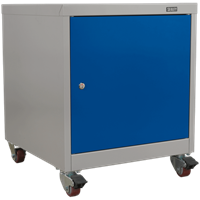 Sealey Premier Industrial Mobile Single Cabinet
