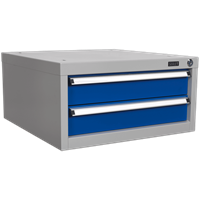 Sealey Double Drawer Unit for API Workbenches
