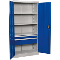 Sealey Premier Industrial Cabinet 2 Drawer