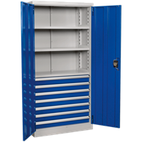 Sealey Premier Industrial Cabinet 7 Drawer