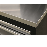 Sealey Superline Pro Stainless Steel Worktop MSS System