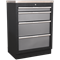 Sealey Superline Pro Modular Cabinet 4 Drawer MSS System