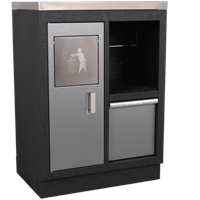 Sealey Superline Pro Modular Multi Function Cabinet MSS System