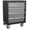 Sealey Superline Pro Modular Mobile Cabinet 5 Drawer MSS System