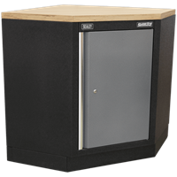 Sealey Superline Pro Modular Corner Floor Cabinet MSS System