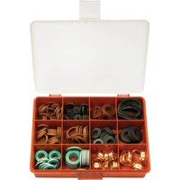 Arctic Hayes 210 Piece Plumbers Essential Washer Set