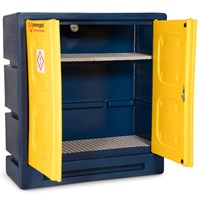 Armorgard Chemcube Plastic Secure Chemical Materials Cabinet