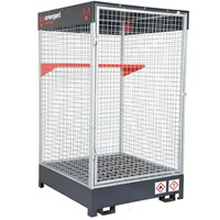 Armorgard Drumcage Coshh Gas, Liquids and Slids Secure Storage Cage