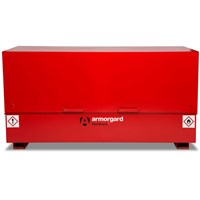 Armorgard Flambank Chemical and Flammables Secure Site Storage Chest