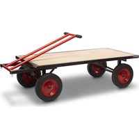 Armorgard Turntable Truck Heavy Duty Materials Trolley