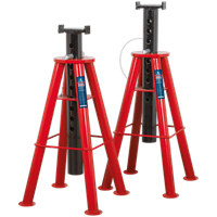 Sealey AS10H Heavy Duty Extra Height Axle Stands