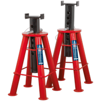 Sealey AS10 Heavy Duty Axle Stands