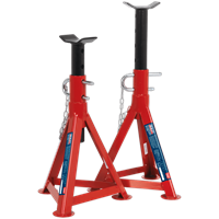 Sealey AS2500 Series Axle Stands