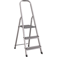 Sealey Trade Aluminium Platform Step Ladder