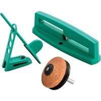 Multi Sharp 3 Piece Garden Tool Sharpening Kit