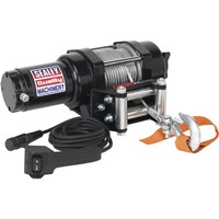 Sealey Recovery Winch 1135kg Pulling Capacity