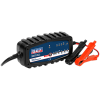 Sealey 200HF Compact Auto Smart 2amp Battery Charger
