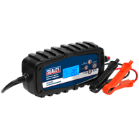 Sealey 400HF Compact Auto Smart 4amp Battery Charger