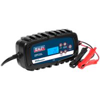 Sealey 650HF Compact Auto Smart 6.5amp Battery Charger