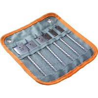 Avit 6 Piece Flat Wood Drill Bit Set Metric