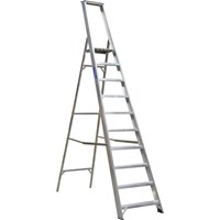 Sealey Industrial Aluminium Step Ladder