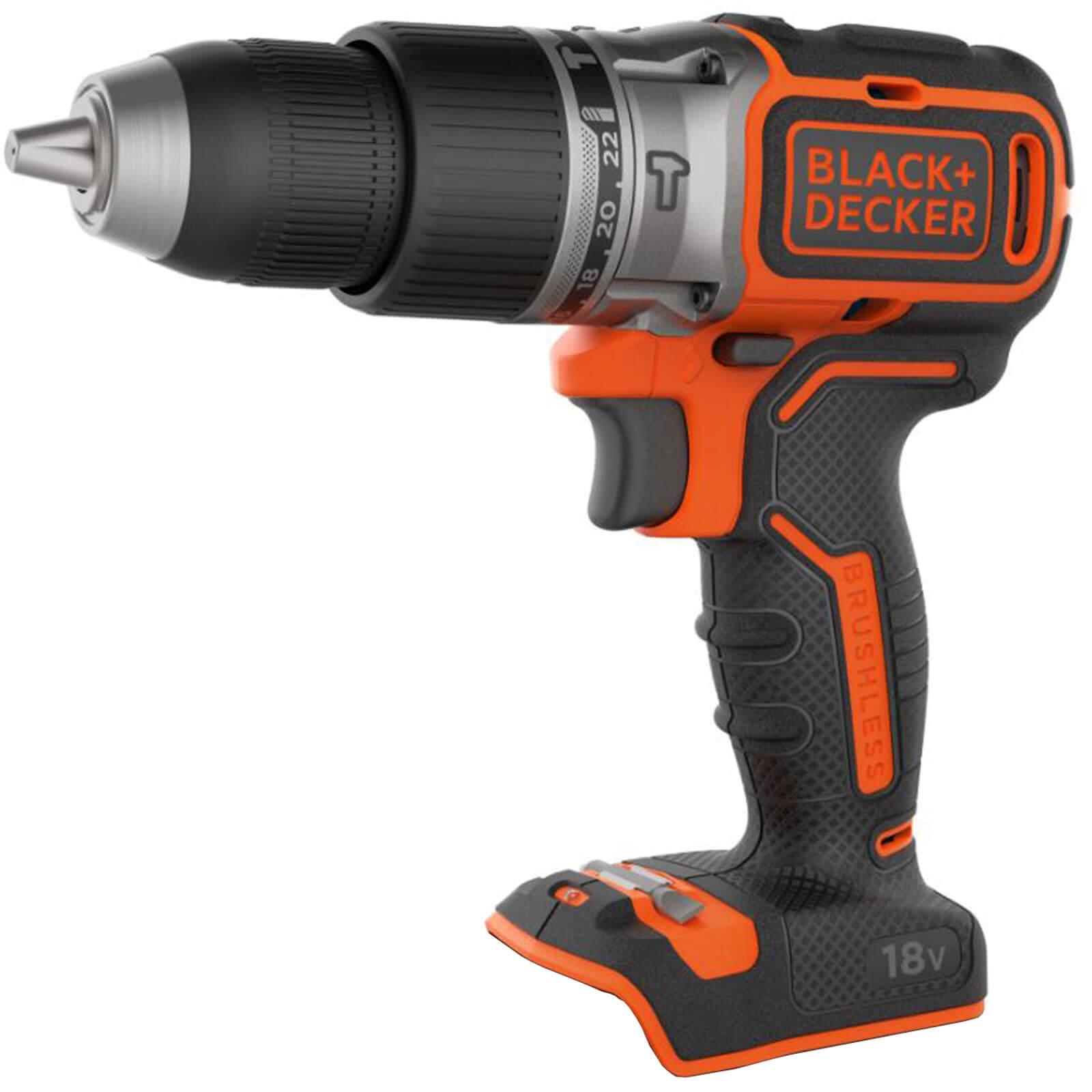 Black & Decker BL188 18v Cordless Combi Drill No Batteries No Charger No Case