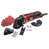 Black & Decker MT300KA Oscillating Multi Tool