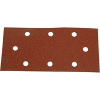 Black & Decker Piranha Quick Fit Punched 1/3 Sanding Sheets