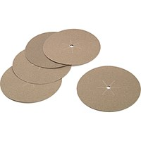Black & Decker Sanding Discs White Alox 125mm