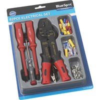 BlueSpot 82 Piece Electrical Set