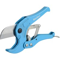 BlueSpot Ratchet PVC Pipe Cutter