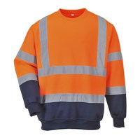 Portwest Two Tone Class 3 Hi Vis Jumper