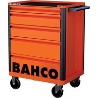 Bahco 5 Drawer Tool Roller Cabinet