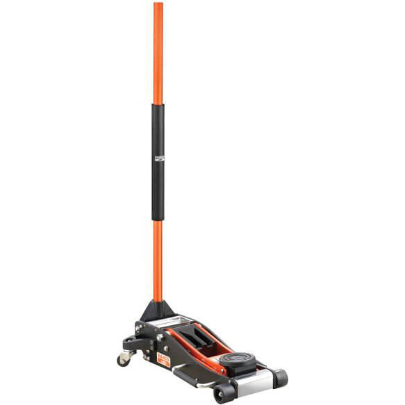 Image of Bahco Aluminum Racing Trolley Jack 2.5 Tonne