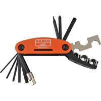 Bahco 17 Function Bicycle Multi Tool