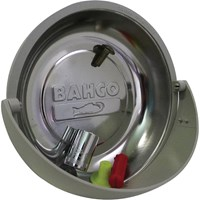 Bahco Stainless Steel Magnetic Circular Parts Tray