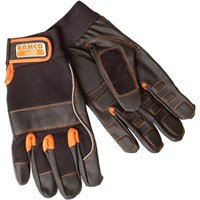 Bahco Anti Vibration Padded Palm Work Gloves