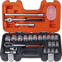 "Bahco S240 1/2"" 24 Piece Socket Set"