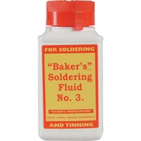 Bakers No.3 Soldering Fluid