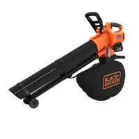 Black and Decker BCBLV36 36v Cordless Garden Vacuum and Leaf Blower
