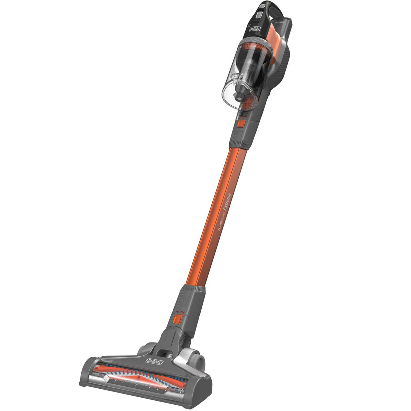 Black and Decker BHFEV182 18v Cordless Vacuum Cleaner No Batteries No Charger No Case