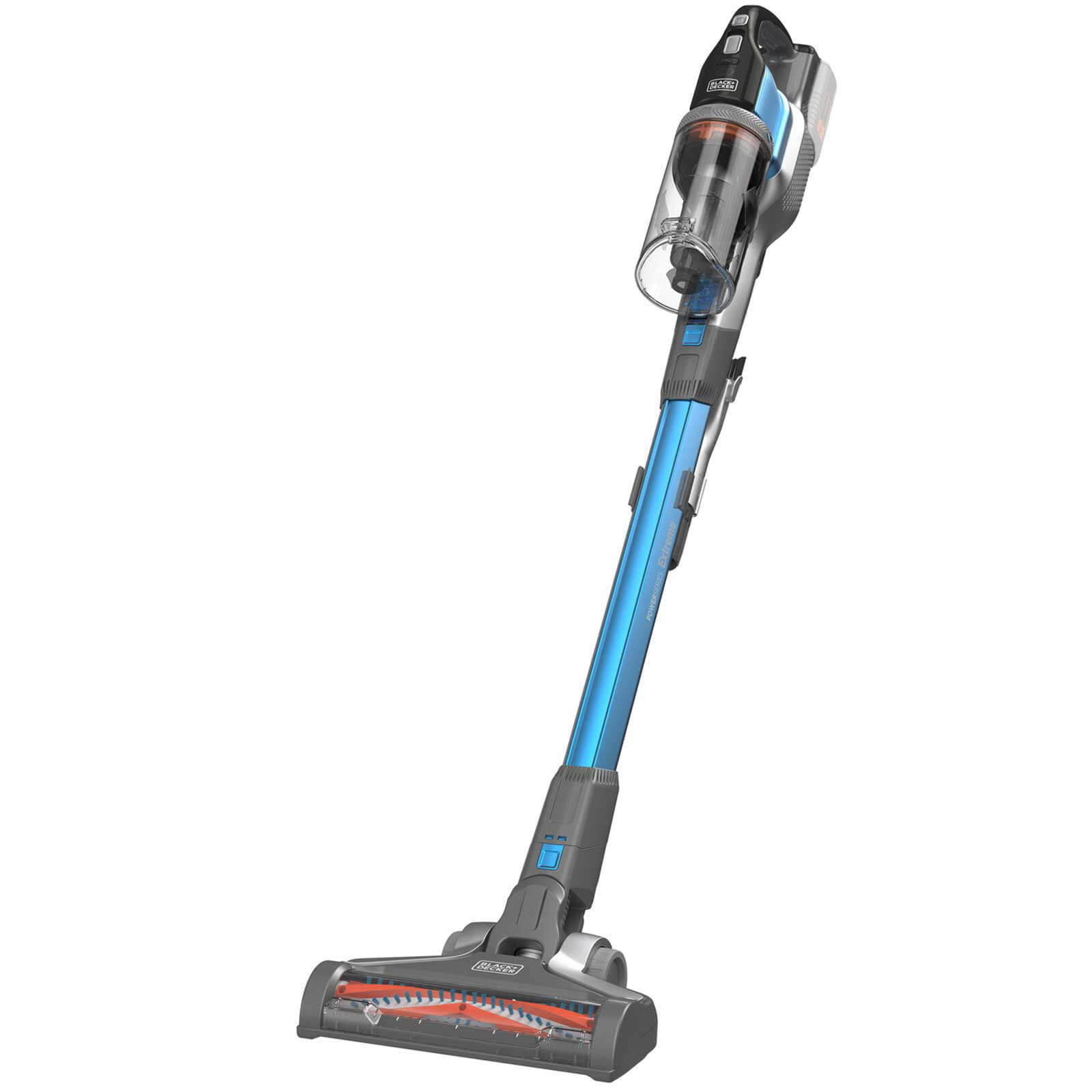Black and Decker BHFEV362D 36v Cordless Vacuum Cleaner No Batteries No Charger No Case